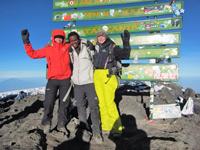 TZ-Kilimanjaro-Uhuru